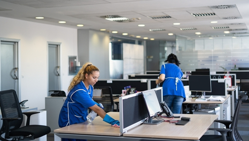4 Tips for Choosing the Best Commercial Cleaning Company