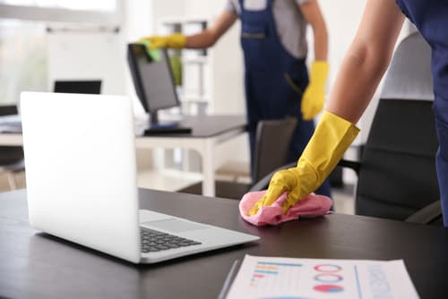 5 Benefits of Commercial Office Cleaning