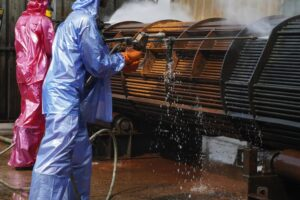 How can I hire premium industrial cleaning services in San Diego