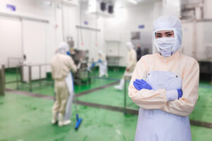 What do industrial cleaners do